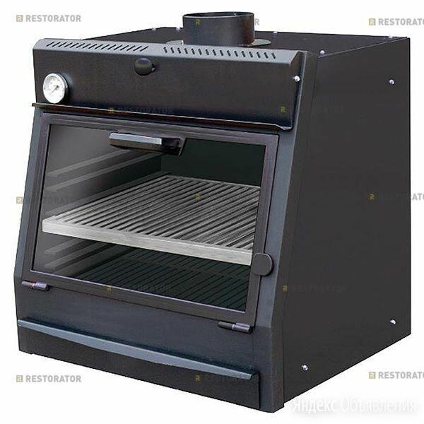 Vortmax Печь на древесном топливе Vortmax CHO 30 LUX черная по цене 358870₽ - Жарочные и пекарские шкафы, фото 0