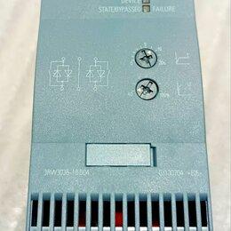 Пускатели, контакторы и аксессуары - Устройство плавного пуска Siemens 3RW3036-1BB04, 0