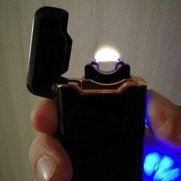 Пепельницы и зажигалки - Электроимпульсная зажигалка с USB зарядкой, 0