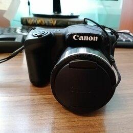 Фотоаппараты - Canon powershot sx430( у камеры имеется подключение к вай-фаю), 0