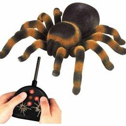 Радиоуправляемые игрушки - Игрушечный паук Тарантул на радиоуправлении, 0
