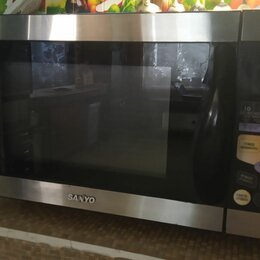 Микроволновые печи - Микроволновая печь sanyo с грилем, 0