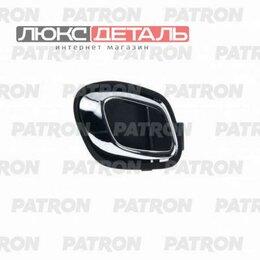 Кузовные запчасти - PATRON P201044R Ручка двери внутр передн прав KIA Ceed 12-18 хром\черн , 0