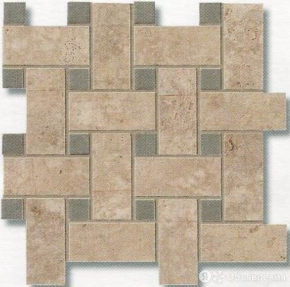 VALLELUNGA Rialto Grey Basketweave 30X30 по цене 2843₽ - Строительные блоки, фото 0