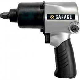 Грузоподъемное оборудование - Пневмогайковерт 1/2 Garage GR-IW-687, 0