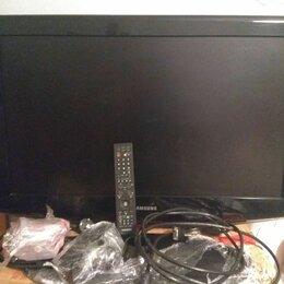 Телевизоры - Телевизор Монитор Samsung Самсунг, 0