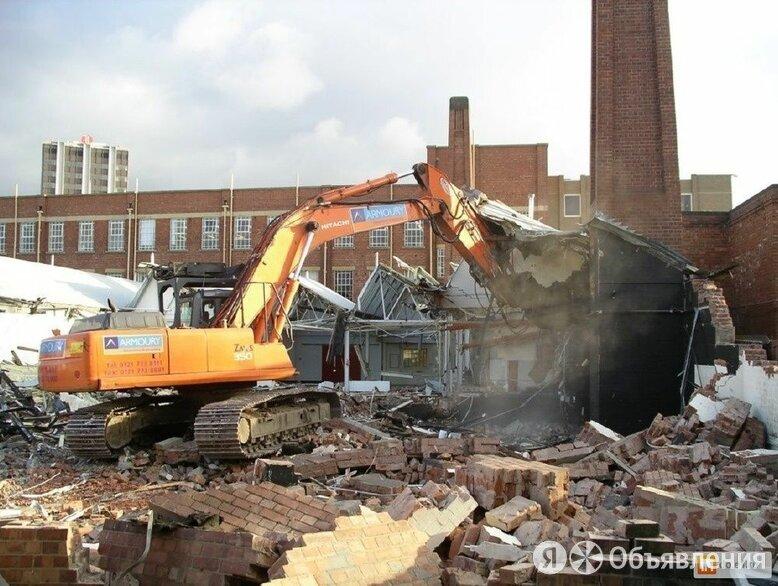 Демонтаж зданий и сооружений по цене 10₽ - Архитектура, строительство и ремонт, фото 0