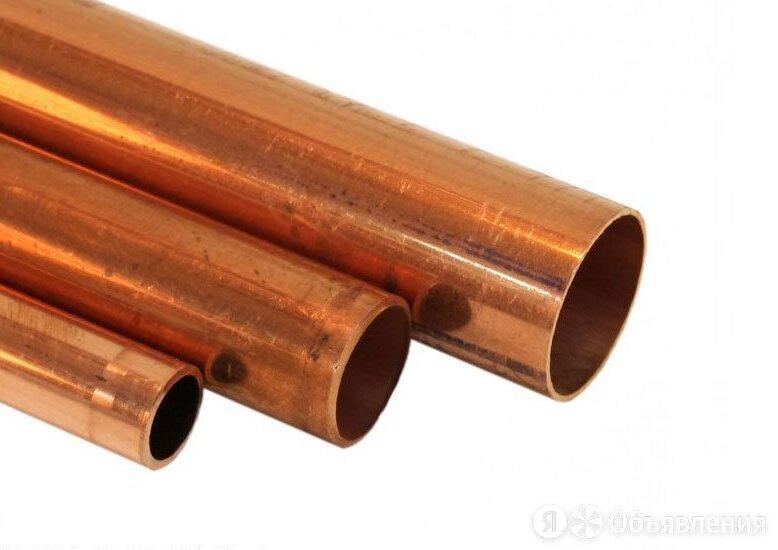 Труба бронзовая 105х15 мм БрАЖМц10-3-1.5 ТУ 1846-106-323-2001 по цене 565₽ - Металлопрокат, фото 0