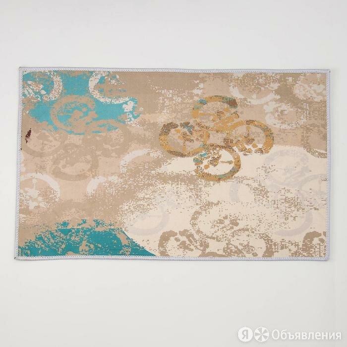 Коврик Доляна 'Саванна', 50x80 см по цене 605₽ - Ковры и ковровые дорожки, фото 0