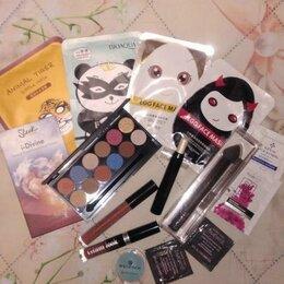 Наборы - Набор косметики. Sleek MakeUP, Makeup Revolution London, L'OREAL и Luxvisag., 0