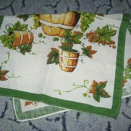 Полотенца - Кухонное полотенце, 0