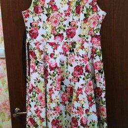 Платья - Крутое, летнее платье, 0