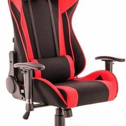 Компьютерные кресла - Кресло для геймеров Lotus s4 red ткань, 0