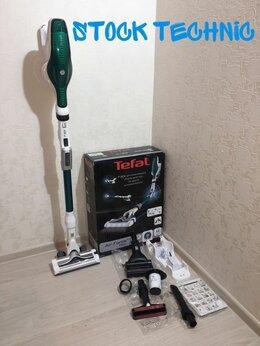 Вертикальные пылесосы - Пылесос Tefal Air Force Flex 360 TY9472WO новый, 0