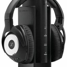 Наушники и Bluetooth-гарнитуры - Беспроводные наушники Sennheiser RS 170, 0