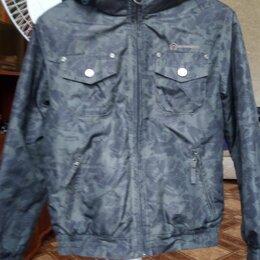 Куртки и пуховики - Куртка OUTVENTURE на флисе, 0