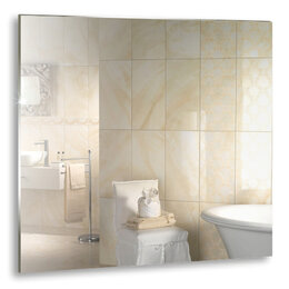 Зеркала - Серебрянные зеркала Зеркало настенное Серебрянные зеркала Квадрат 400х400 без..., 0