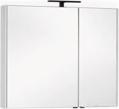 Зеркало-шкаф Aquanet Тулон 100 белый по цене 12851₽ - Диваны и кушетки, фото 0