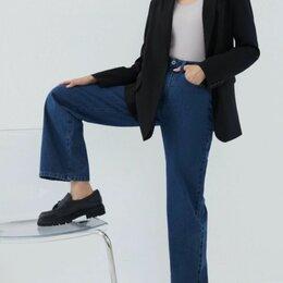 Джинсы - Классические джинсы wide leg Zarina 42,44,46,48 , 0