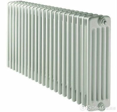 Стальной трубчатый радиатор 5колончатый Zehnder Charleston 5050/58/1270/RAL 9016 по цене 125885₽ - Радиаторы, фото 0