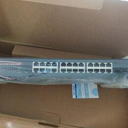 Проводные роутеры и коммутаторы - Коммутатор TP-link T1600G-28TS (TL-SG2424), 0