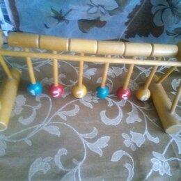 Спортивные игры и игрушки - Детский боулинг дерево, 0