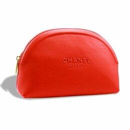 Косметички и бьюти-кейсы - кожаная косметичка Chanel , 0