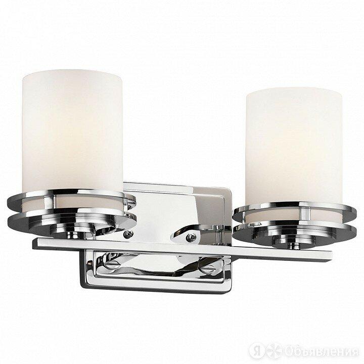 Светильник на штанге Kichler Hendrik KL/HENDRIK2 BATH по цене 36465₽ - Люстры и потолочные светильники, фото 0
