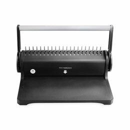 Брошюровщики - Переплетная машина для пластиковой пружины ГЕЛЕОС, БП-9, 0