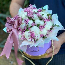 Цветы, букеты, композиции - Стильные букеты, 0
