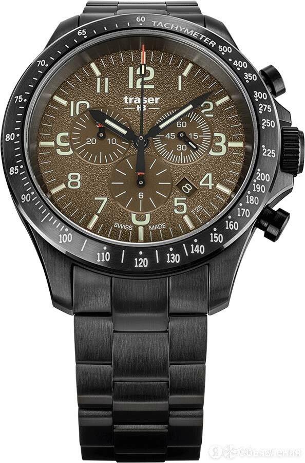 Наручные часы Traser TR_109460 по цене 51400₽ - Наручные часы, фото 0