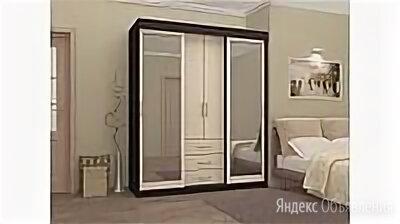 Шкаф Лидер 2М-К по цене 19100₽ - Шкафы, стенки, гарнитуры, фото 0