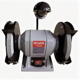Станки и приспособления для заточки - Точильный станок Т-150/250 Ресанта, 0