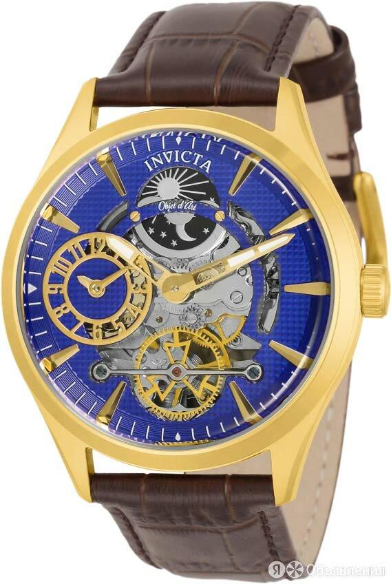 Наручные часы Invicta IN30442 по цене 18210₽ - Наручные часы, фото 0