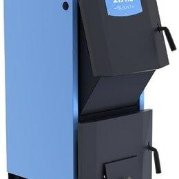 Отопительные котлы - Котел твердотопливный Zota Bulat 23 кВт, новый, 0