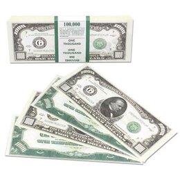 Сопутствующие товары - Шуточные деньги Миленд 1000 долларов арт.ПП9-50-0010, 0