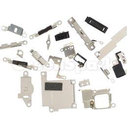 Корпусные детали - Комплект защитных экранов iPhone 5s, 0