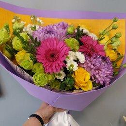 Цветы, букеты, композиции - Букет Мираж, 0