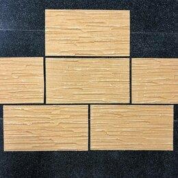 Фактурные декоративные покрытия - Гибкий камень , термопанели, 0