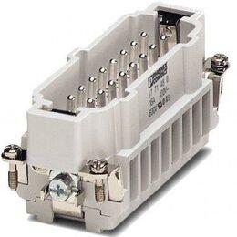 Электроустановочные изделия - Штекерная вставка, корпус, разъём Phoenix contact , 0