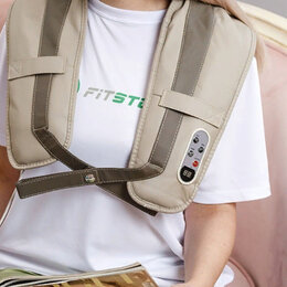Вибромассажеры - Ударный массажер «Cervical Massage Shawls», 0