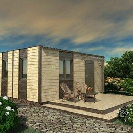 Готовые строения - Модульный дачный дом, 0