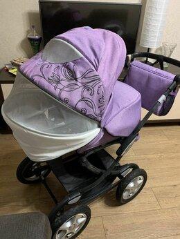 Коляски - Детская коляска Geoby C3018, 0