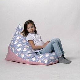 Кресла-мешки - Мягкое кресло мешок Пирамида М, 0