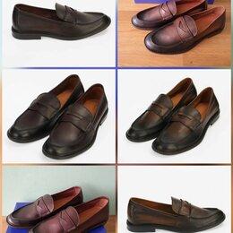 Туфли - Кожаная мужская обувь Respect 41, 44, 45 , 0