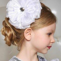 Украшения для девочек - БТ-0014-1 АЛОЛИКА Карделина Бант Школьная  Белый, 0