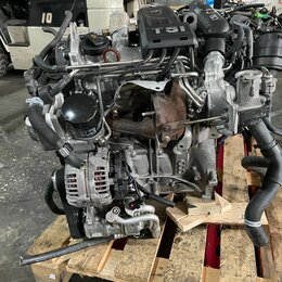 Двигатель и топливная система  - Двигатель Volkswagen Polo 1.2i 105 л/с CBZ, 0