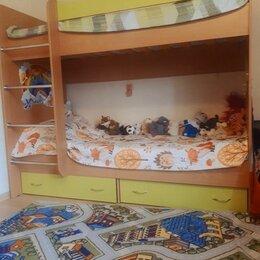 Кроватки - Двухъярусная кровать для детей., 0