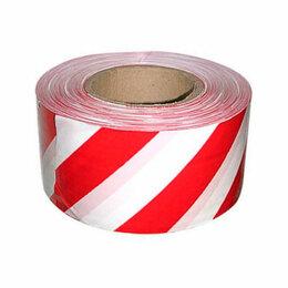 Заборчики, сетки и бордюрные ленты - Лента для ограждений черно-желтая 50х200 м, 0