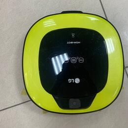 Пылесосы - Робот пылесос LG HOM-BOT, 0